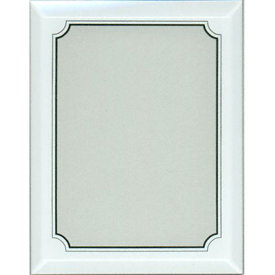 "SG730 - 8"" x 10"" Plaque with Black Border"