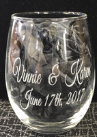 Stemless Wine Glass-1